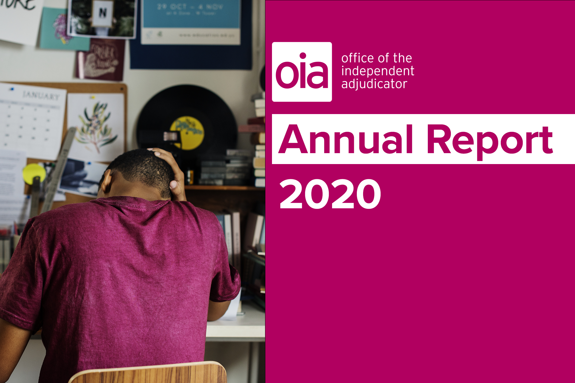 Annual Report 2020 image